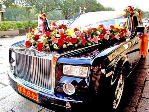 郑州婚庆车队价目一览表