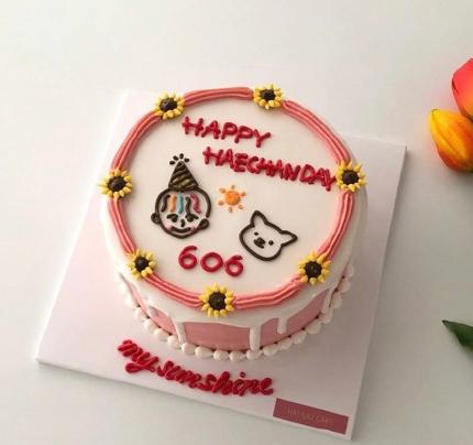 祝福女朋友生日快乐的话