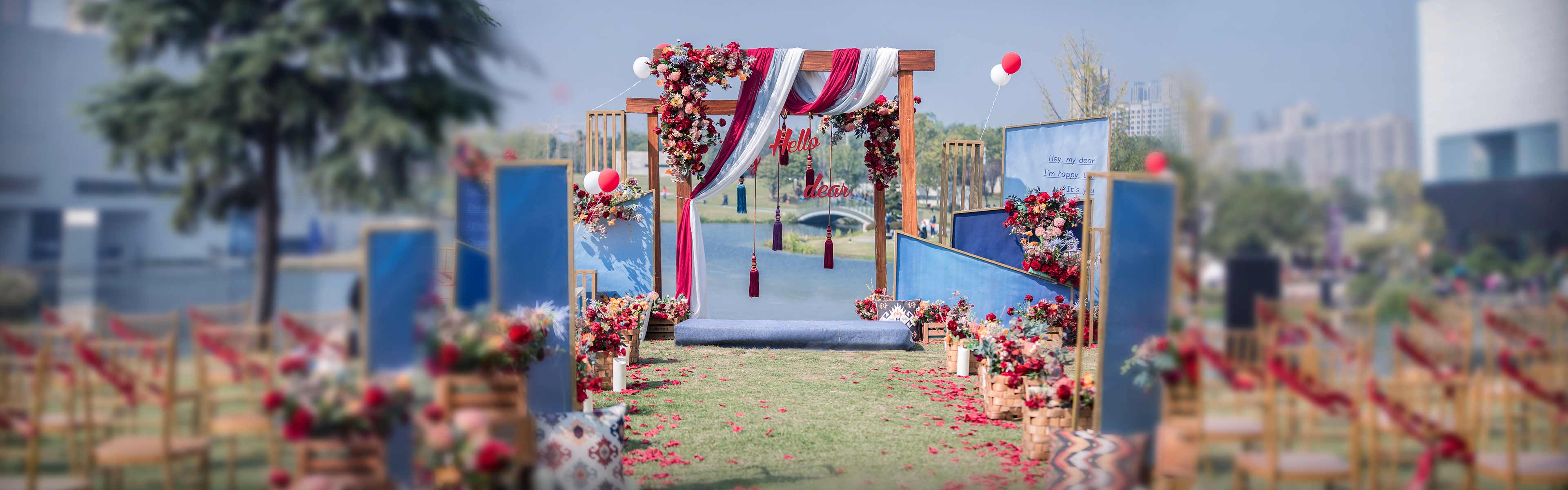 津市婚庆策划案例:最美婚礼 第12月 | 湖南 长沙