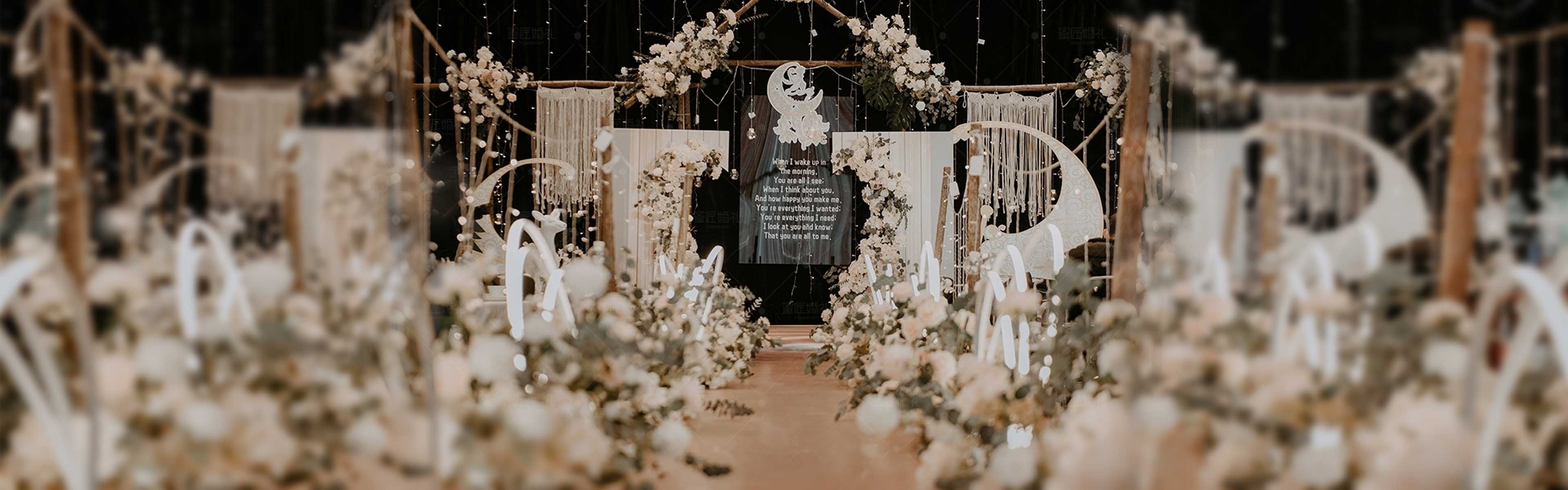 榆树市婚庆策划案例:最美婚礼 第12月 | 湖北 武汉