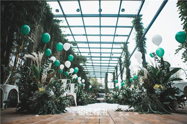 森系婚礼布置方案