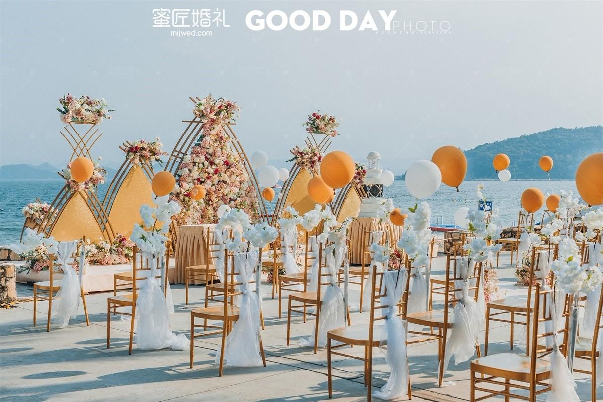 春季浪漫主题婚礼