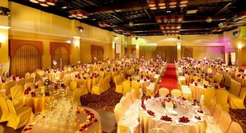 武汉适合办小型婚宴的酒店