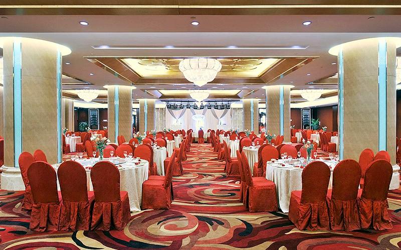 长沙举行婚礼的酒店介绍