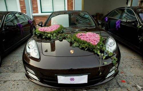 武汉婚车一般选择什么品牌