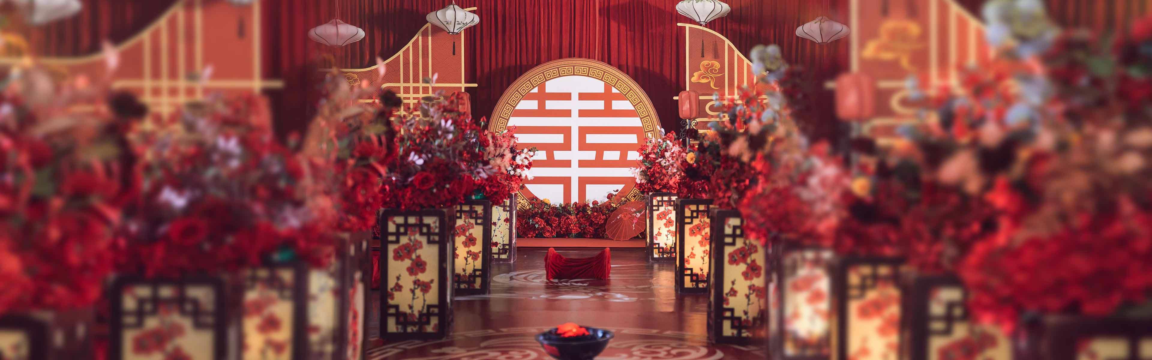 安仁县婚庆策划案例:如心如意 | 河南  郑州