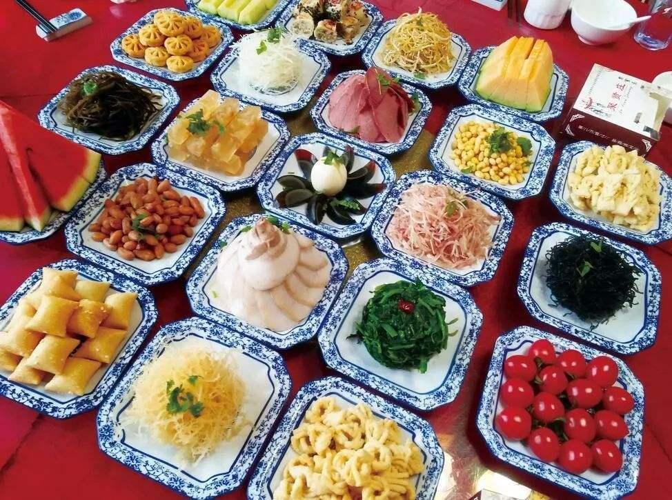 广东粤菜农村婚宴菜单