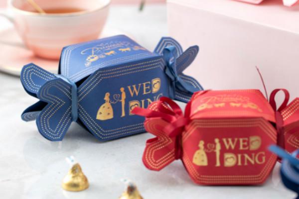 喜糖盒子包装如何制作