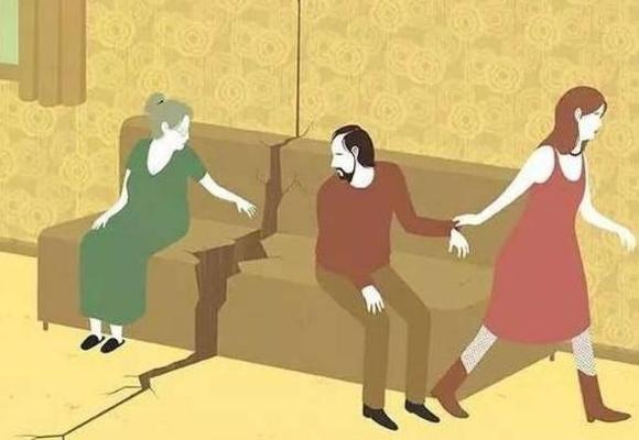 婆婆命硬克媳妇症状