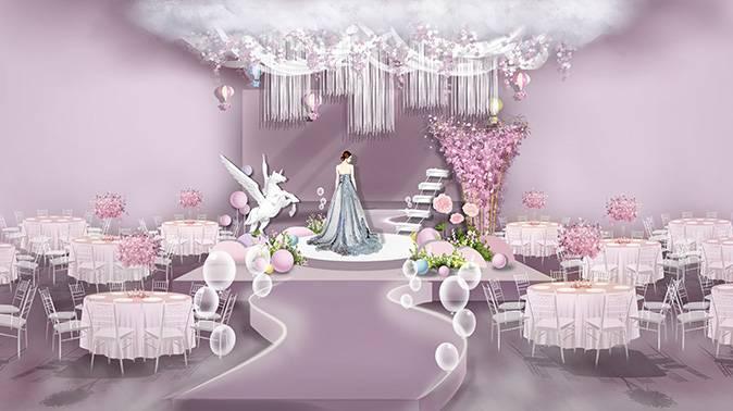 婚礼留影区怎么布置