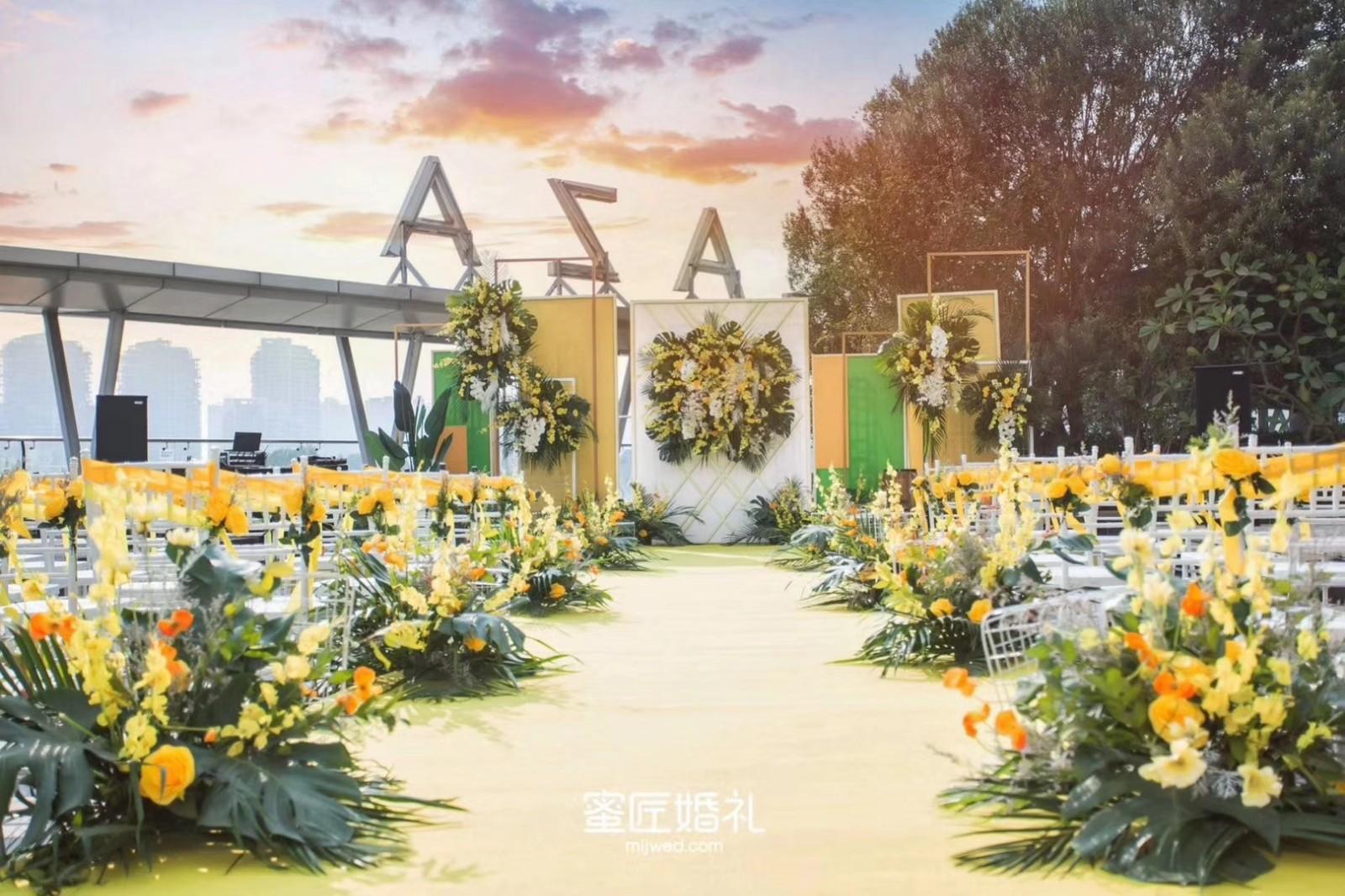 2020春季主题婚礼