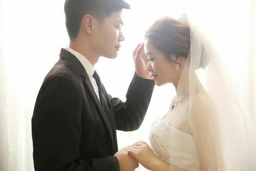 婚礼上给对方说的话深情感人