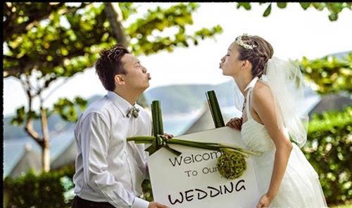 婚礼对爱人说的话有哪些