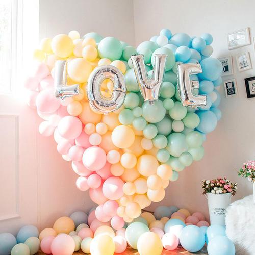 商场气球表白多少钱