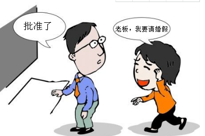 北京婚假7天是按照国家规定吗