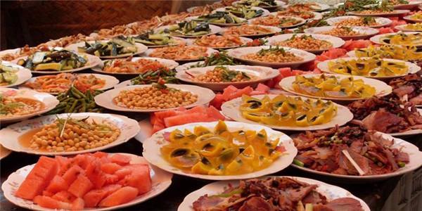 喜宴菜单名字大全图片