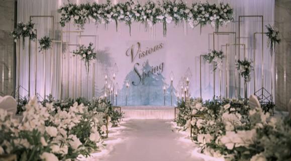 长沙西式婚礼主题策划