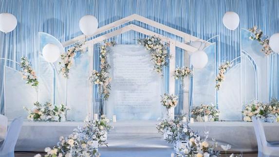 长沙浪漫主题婚礼风格
