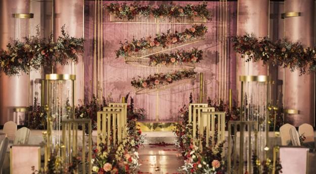 长沙浪漫主题婚礼风格策划