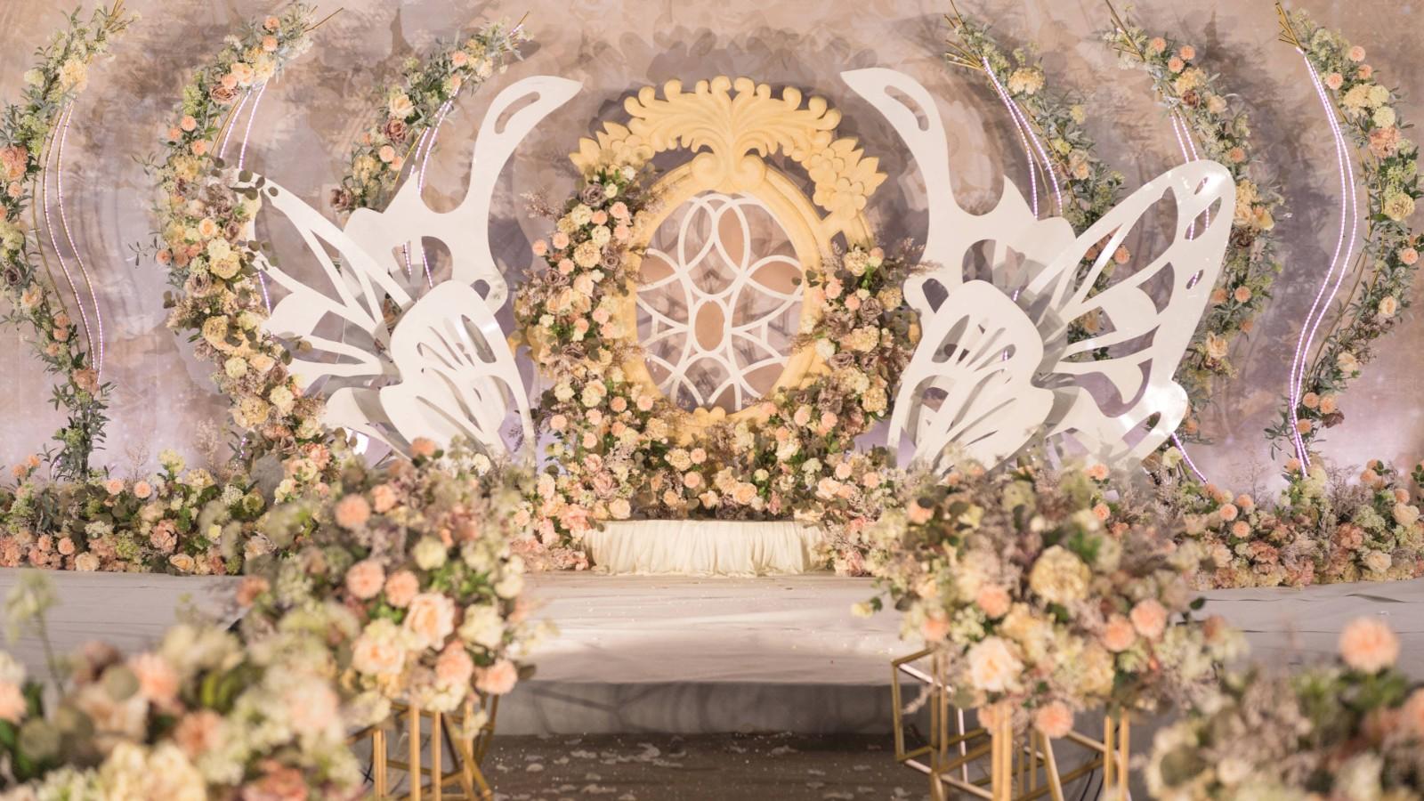 长沙梦幻主题婚礼定制方案