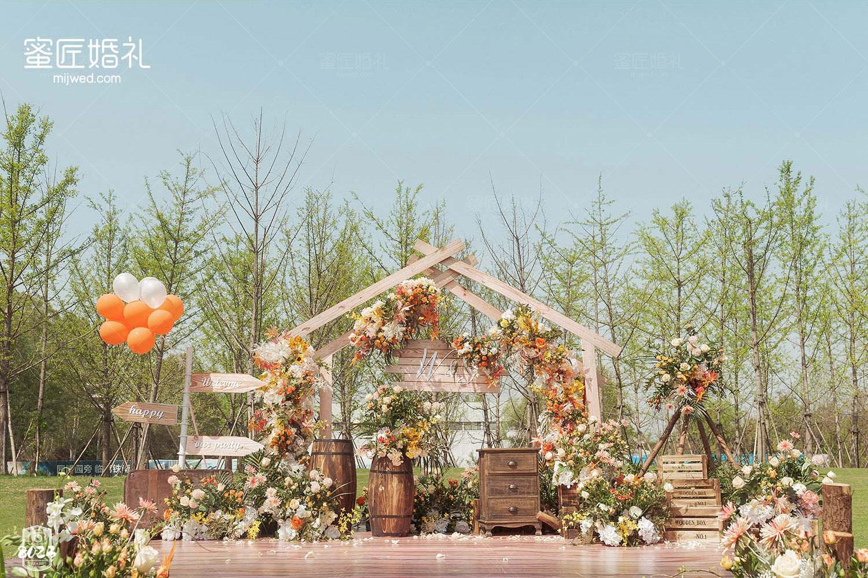 不同风格婚礼主题设计案例
