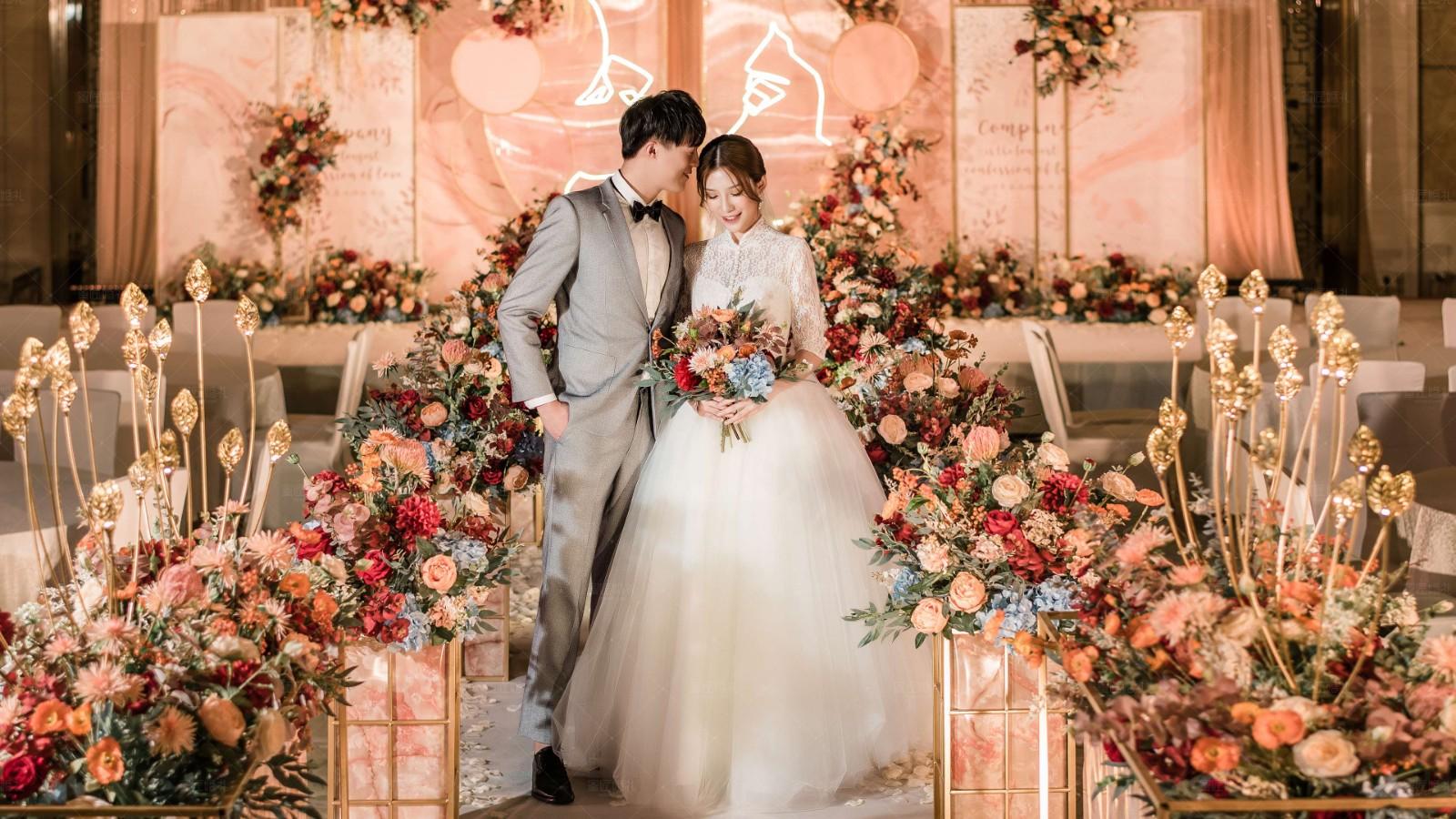 长沙婚礼策划主题浪漫