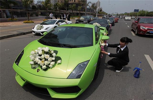 武汉婚车租赁价格是多少,武汉婚车租赁多少钱
