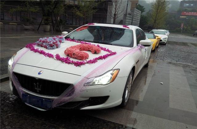 武汉婚礼租车一天大概多少钱,武汉婚车行情价格表