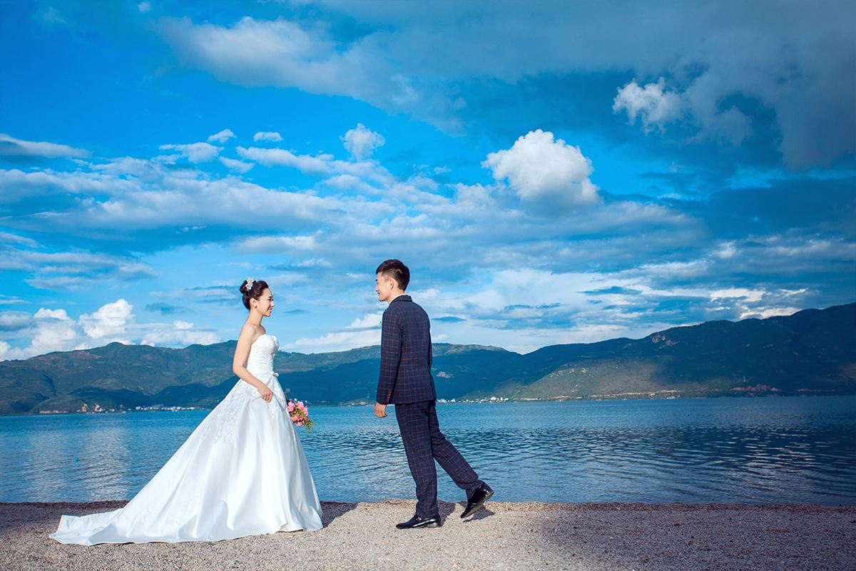 如何选婚纱款式 怎样选择合适自己的婚纱风格