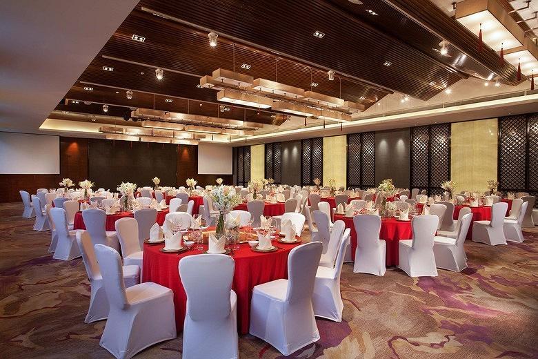 赣州定南山水香格里拉酒店订婚宴需要注意的事
