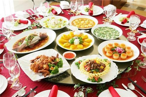 赣州兴国黄隆顺(品禄园酒店)订婚菜单的搭配