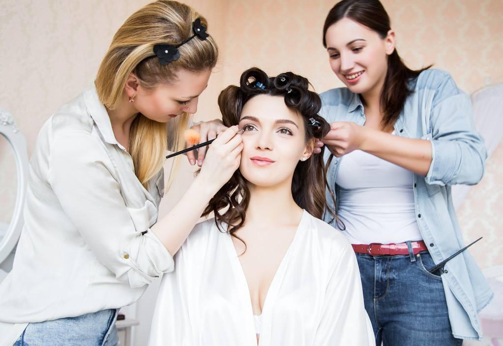 婚礼四大金刚之跟妆师怎么选择 选择跟妆师小技巧