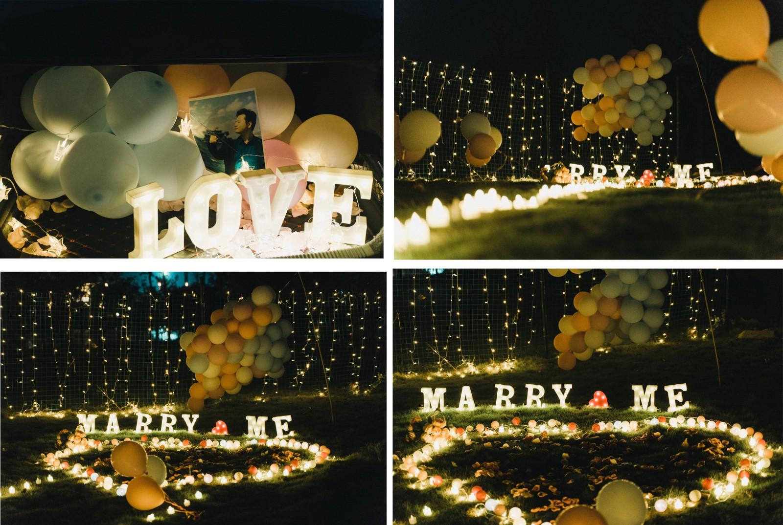 浪漫又简单的求婚方式 简单浪漫的求婚方案