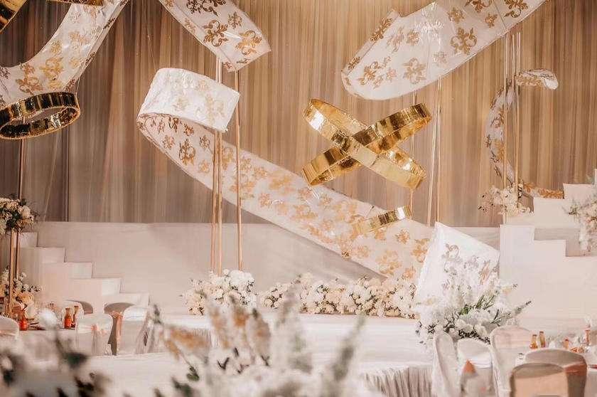 星空婚礼现场布置