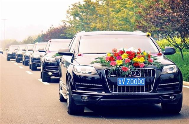 重庆婚车租赁价目表,重庆婚车车队租赁价格表