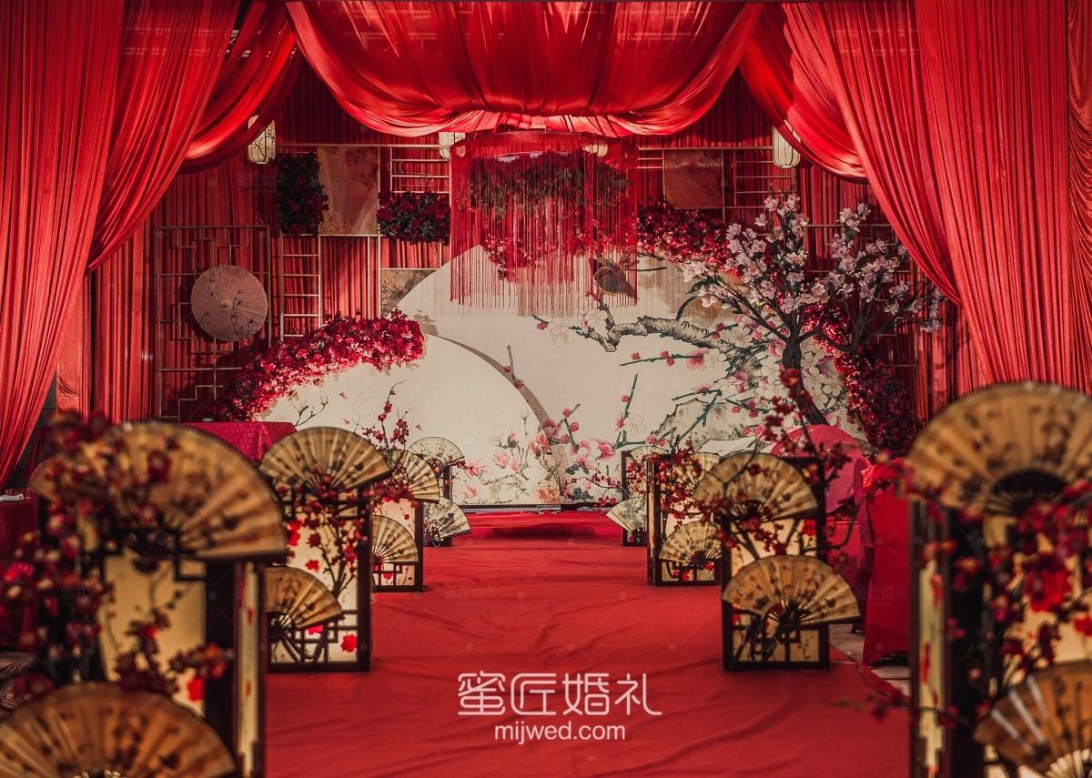 中式婚礼流程策划方案