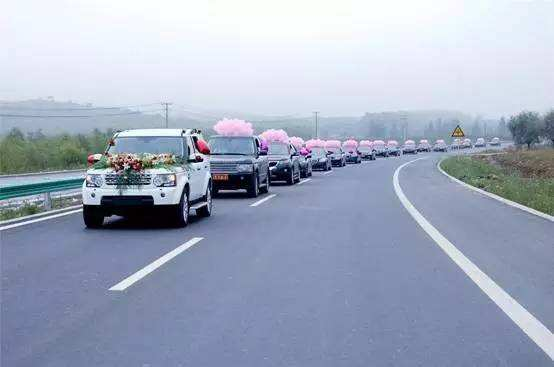 婚庆车队价目表简阳 简阳婚车多少钱一天