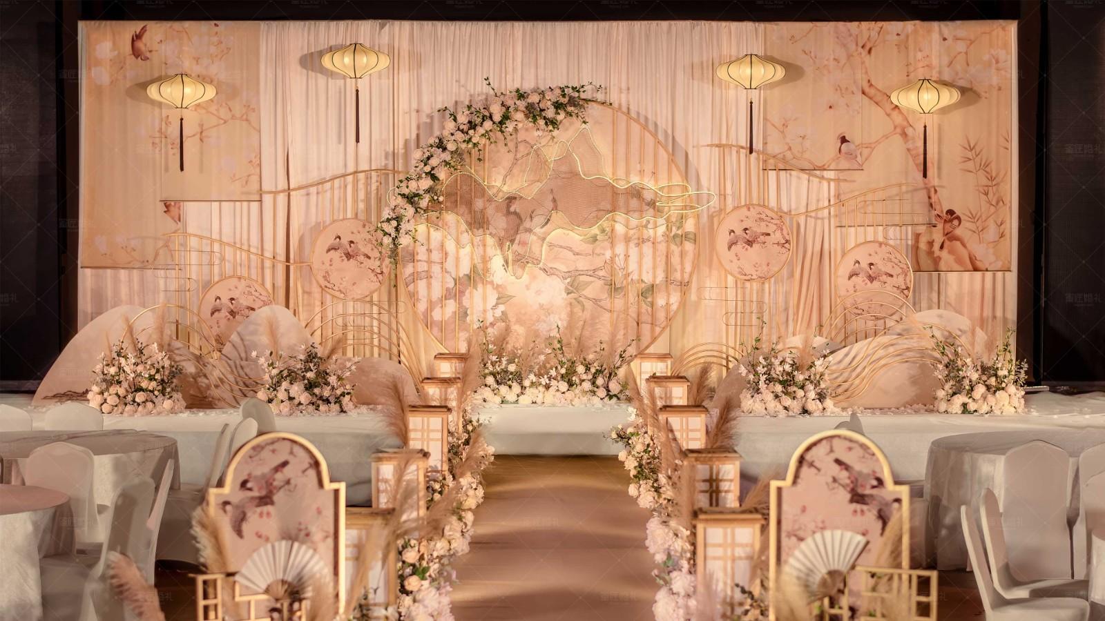 中式婚礼当天流程