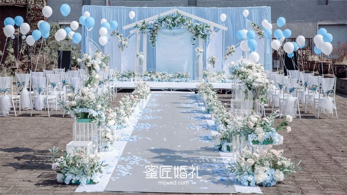 西式婚礼创意环节