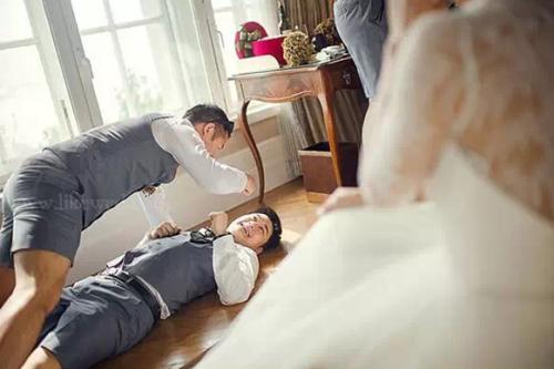 结婚整蛊伴郎游戏大全 2021结婚整蛊伴郎游戏大全