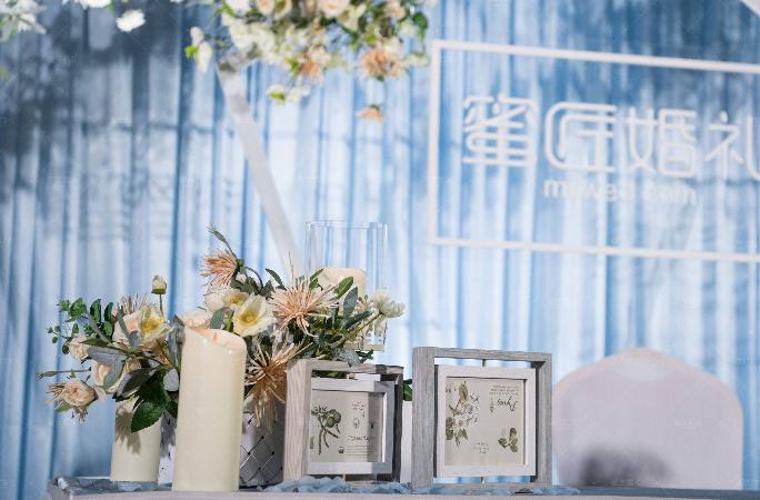 西式婚礼必备环节