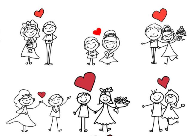 婚礼邀请文案简短 自己结婚发朋友圈的句子简短