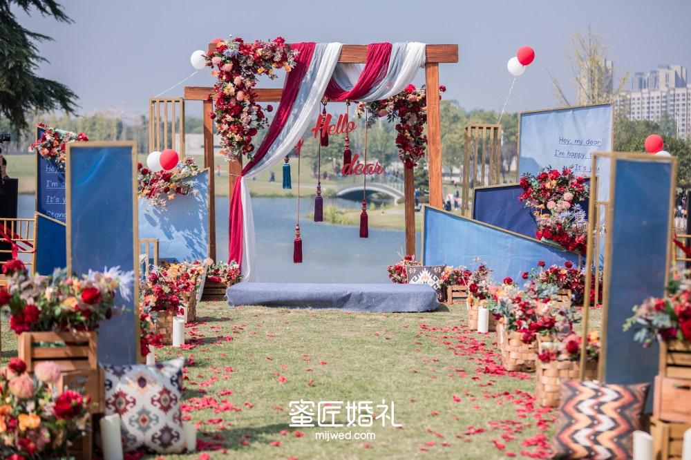 南昌中式婚庆主题策划