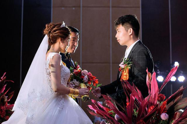2021抖音上很火的婚礼誓词 2021抖音女方婚礼誓词