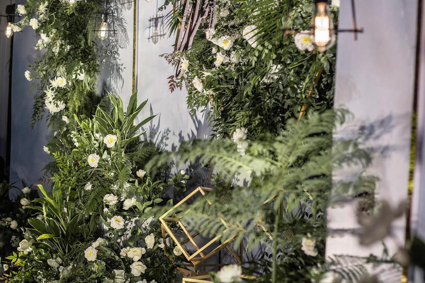 绿色主题婚礼的布置方案 绿色婚礼主题的效果图