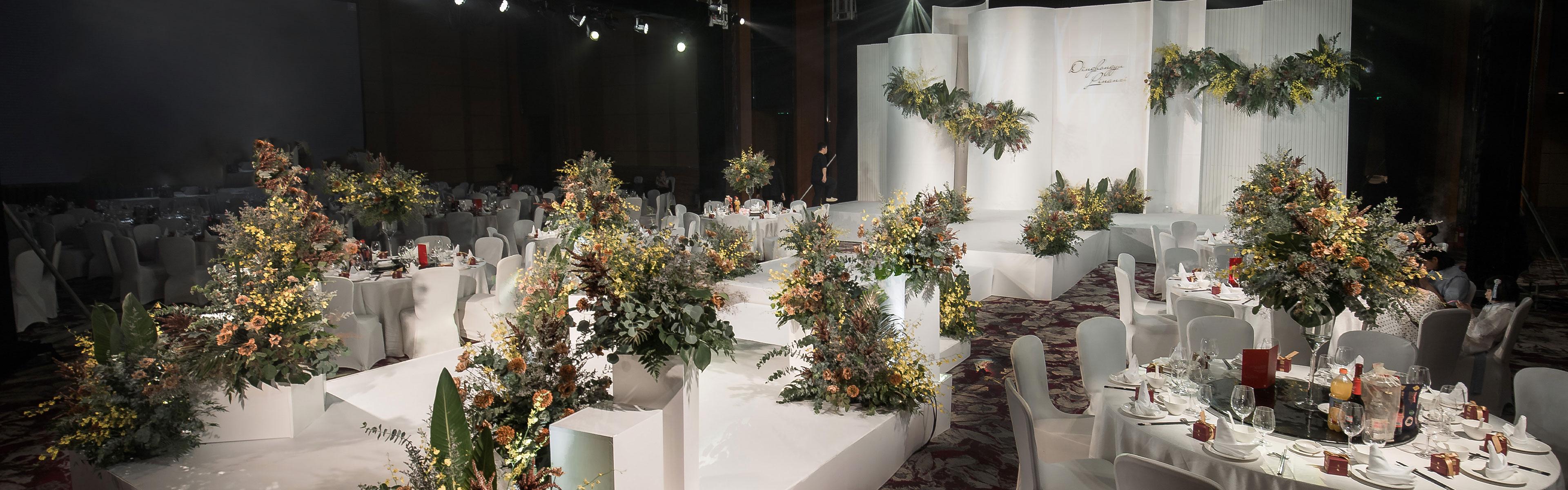 固安婚庆策划案例:息白 | 湖南 长沙