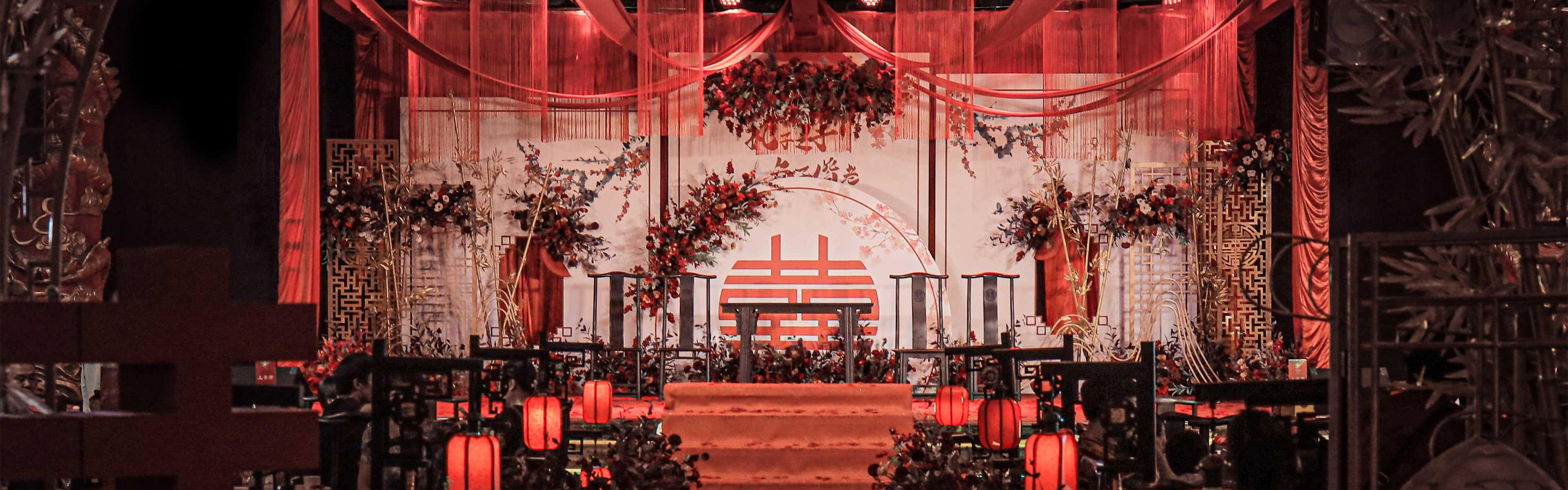 固安婚庆策划案例:韶华倾负 | 湖南 长沙