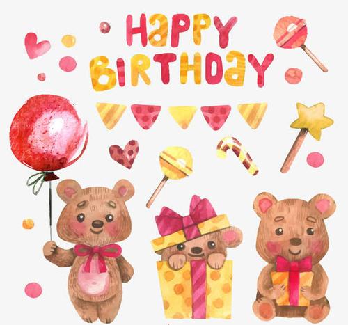 孩子生日快乐祝福语简短的 祝小孩生日快乐成长的句子