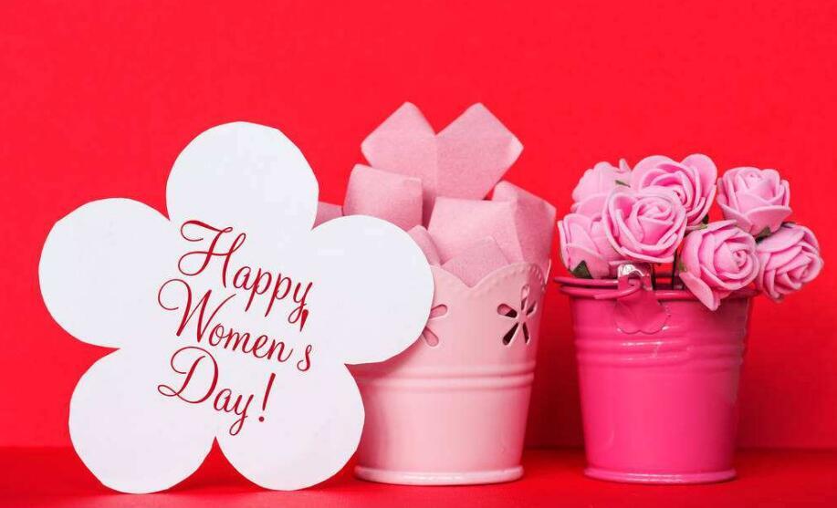 三八妇女节送老婆的祝福语