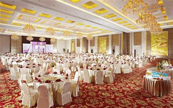 长沙办婚礼喜酒的酒店推荐